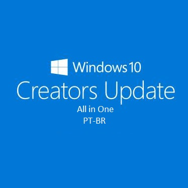 Windows 10 AIO Creators Update PT-BR Free Download