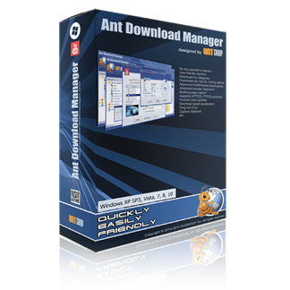 Portable Ant Download Manager 1.6 Free Download