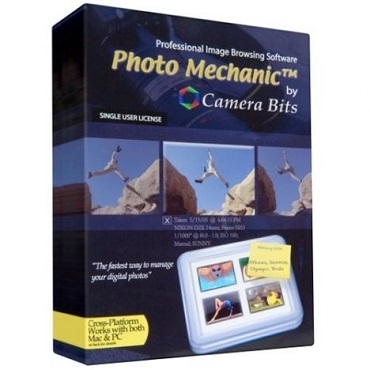 Download Portable Camera Bits Photo Mechanic 5.0 Free
