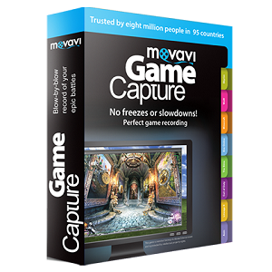 Download Portable Movavi Game Capture 5.4 Free