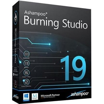 Portable Ashampoo Burning Studio 19 Free Download