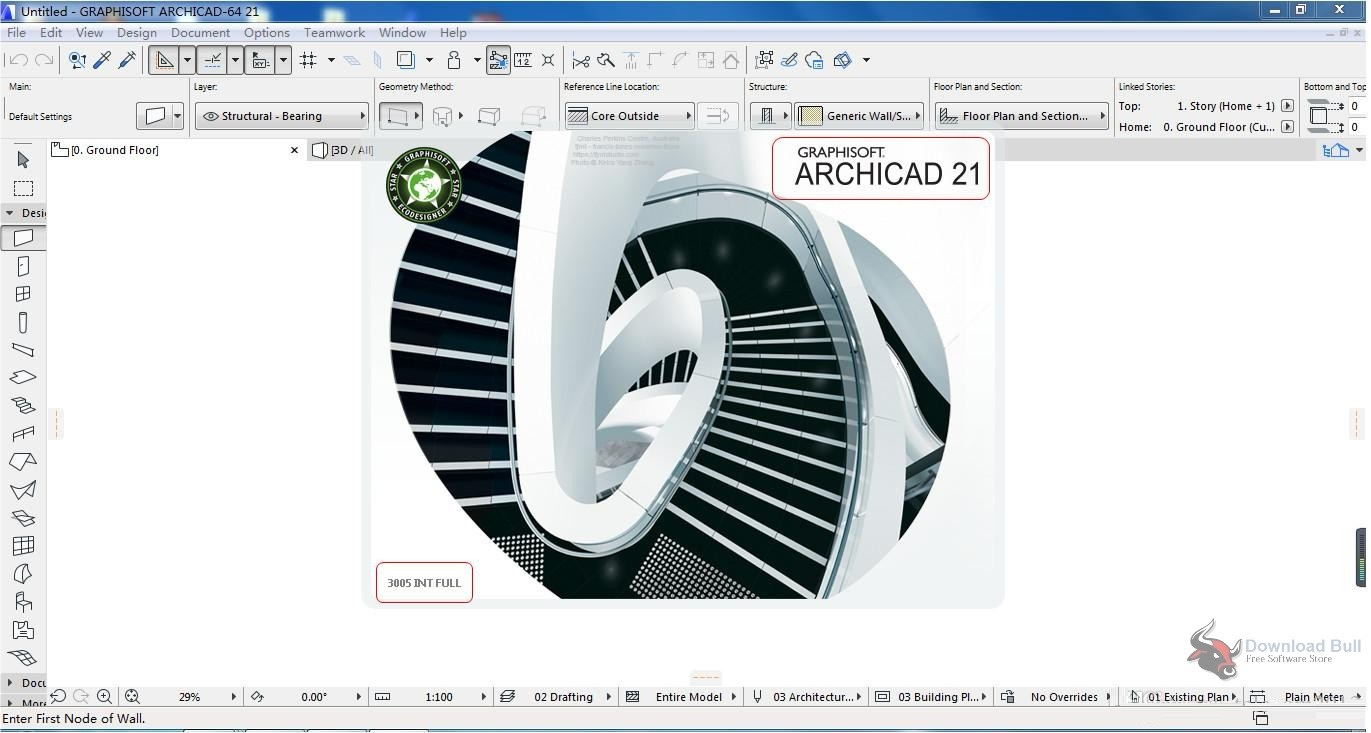 Portable Graphisoft ArchiCAD 21 Overview