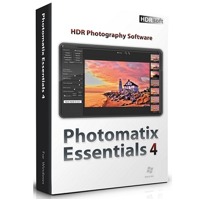 Portable HDRsoft Photomatix Essentials 4.2 Free Download