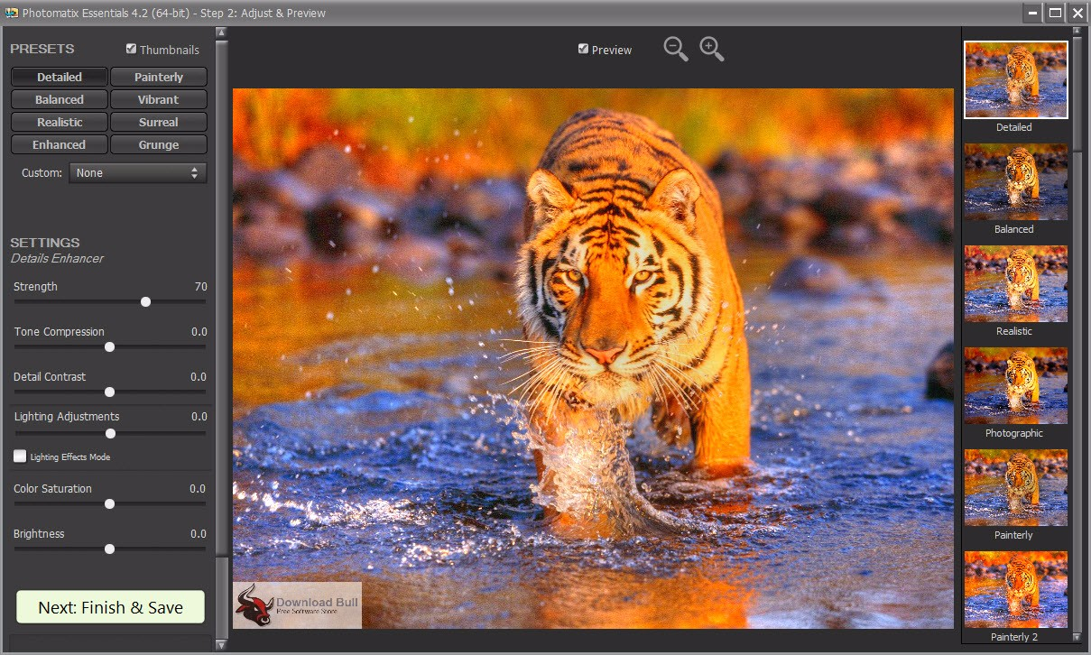 Portable HDRsoft Photomatix Essentials 4.2 Overview