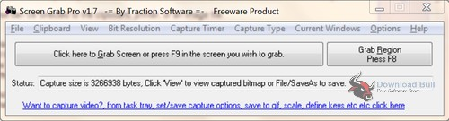 Portable Screen Grab Pro 2.0 Overview