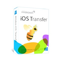 Download Portable 4Videosoft iOS Transfer 8.2 Free