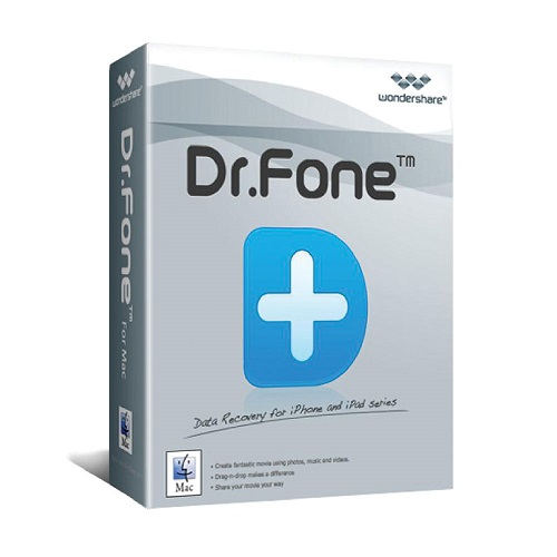 Wondershare dr.fone Recover - iOS Data Recovery Tool Free Download