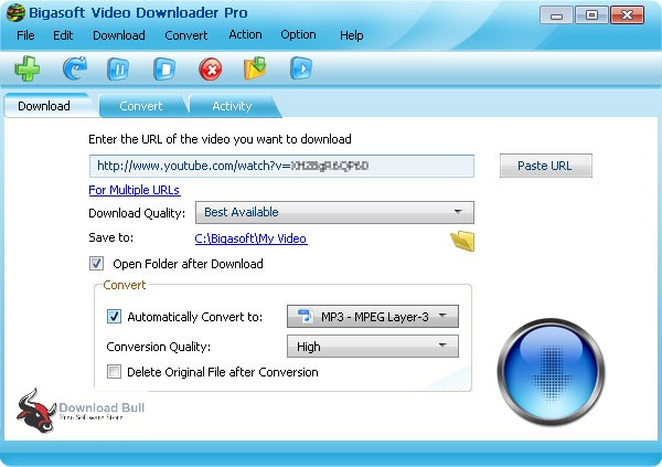 Portable Bigasoft Video Downloader Pro 3.15 Review