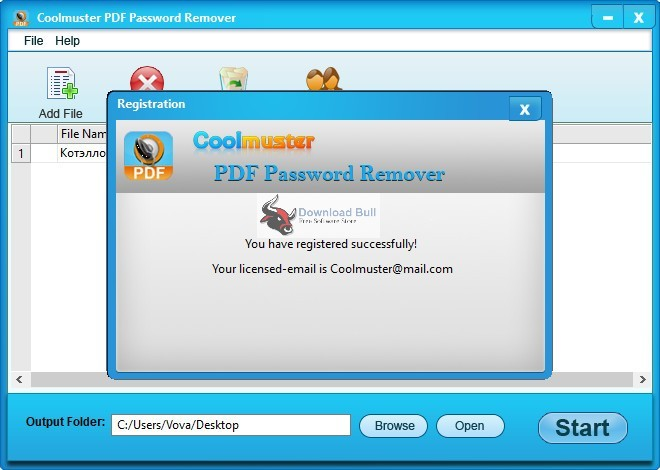 Portable Coolmuster PDF Password Remover 2.1.9 Review