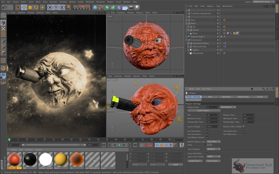 cinema 4d software free download full version