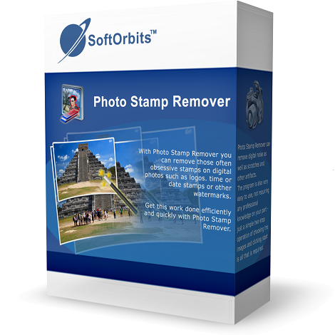 Portable SoftOrbits Photo Stamp Remover 9.1 Free Download