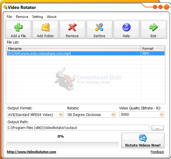 download free video flip and rotate for windows 7 64 bit