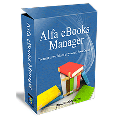 Portable Alfa eBooks Manager 7.2 Free Download