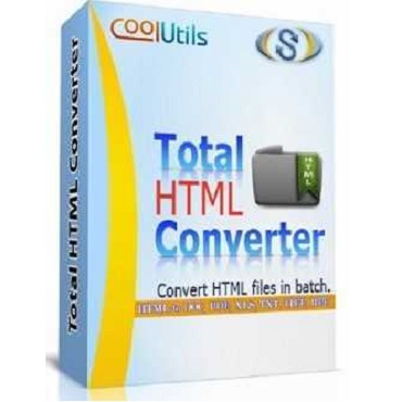 Portable CoolUtils Total HTML Converter 5.1 Free Download