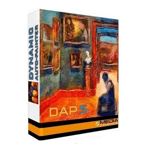 Portable Dynamic Auto Painter PRO 5.1 Free Download