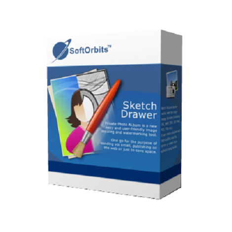 Portable SoftOrbits Sketch Drawer 5.1 Free Download