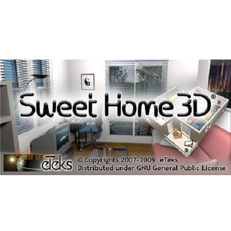 Portable Sweet Home 3D 5.5 Free Download