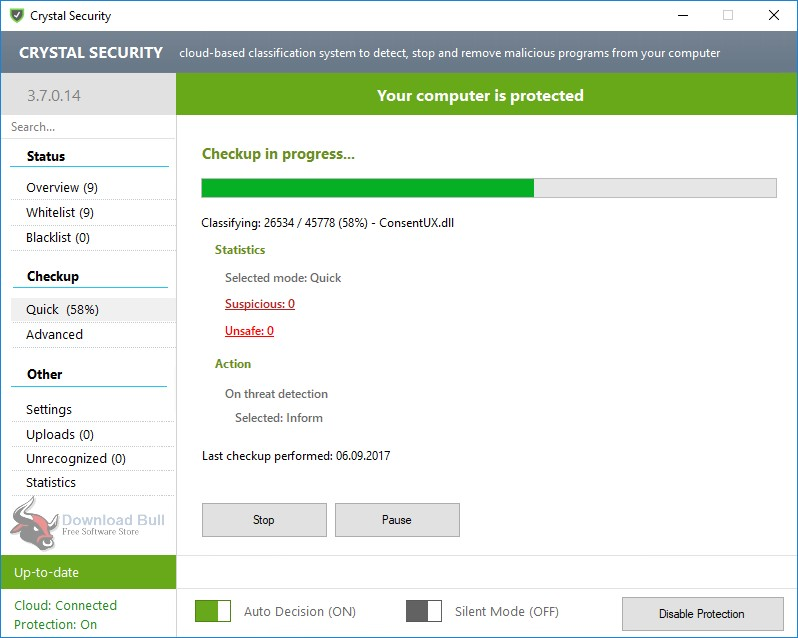Download Portable Crystal Security 3.7 Free