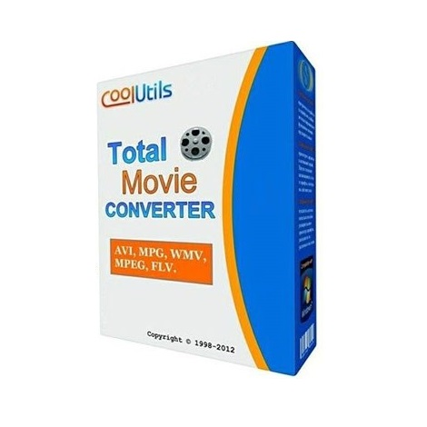 Portable CoolUtils Total Movie Converter 4.1 Free Download