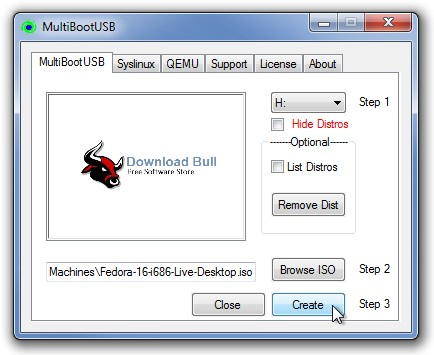 Portable MultiBootUSB 9.2 Free Download