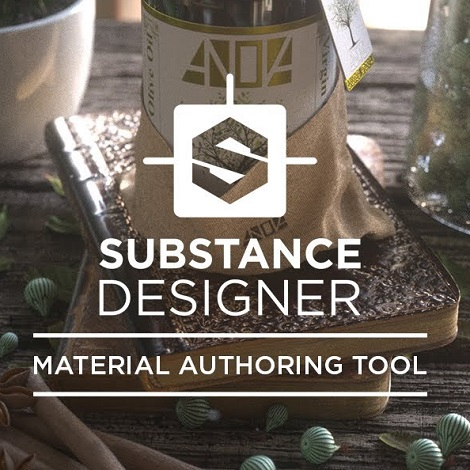 Download Allegorithmic Substance Designer 2017