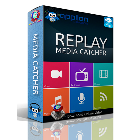 Download Portable Replay Media Catcher 7.0 Free
