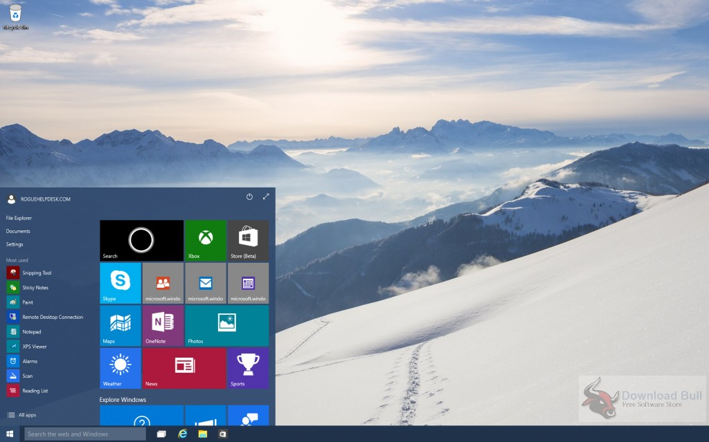 Windows 10 Lite Edition v4 Free Download