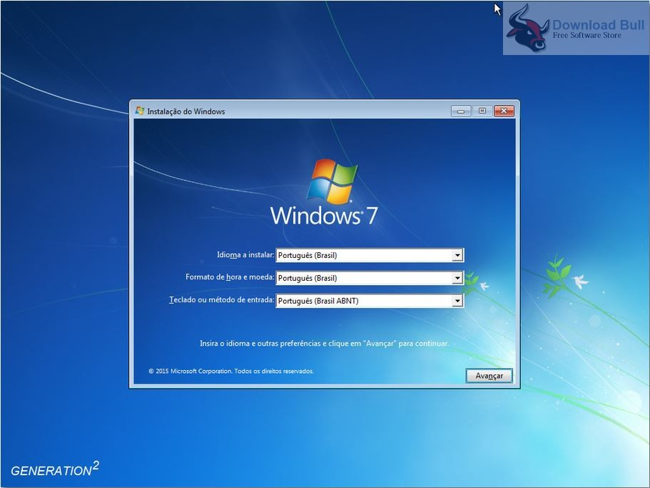 Windows 7 SP1 X86 X64 AIO OEM pt-BR MAY 2018 Free Download