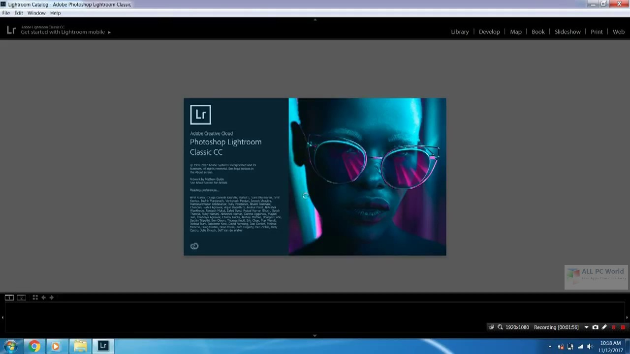 Adobe Photoshop Lightroom Classic CC 2018 7 4 Free Download