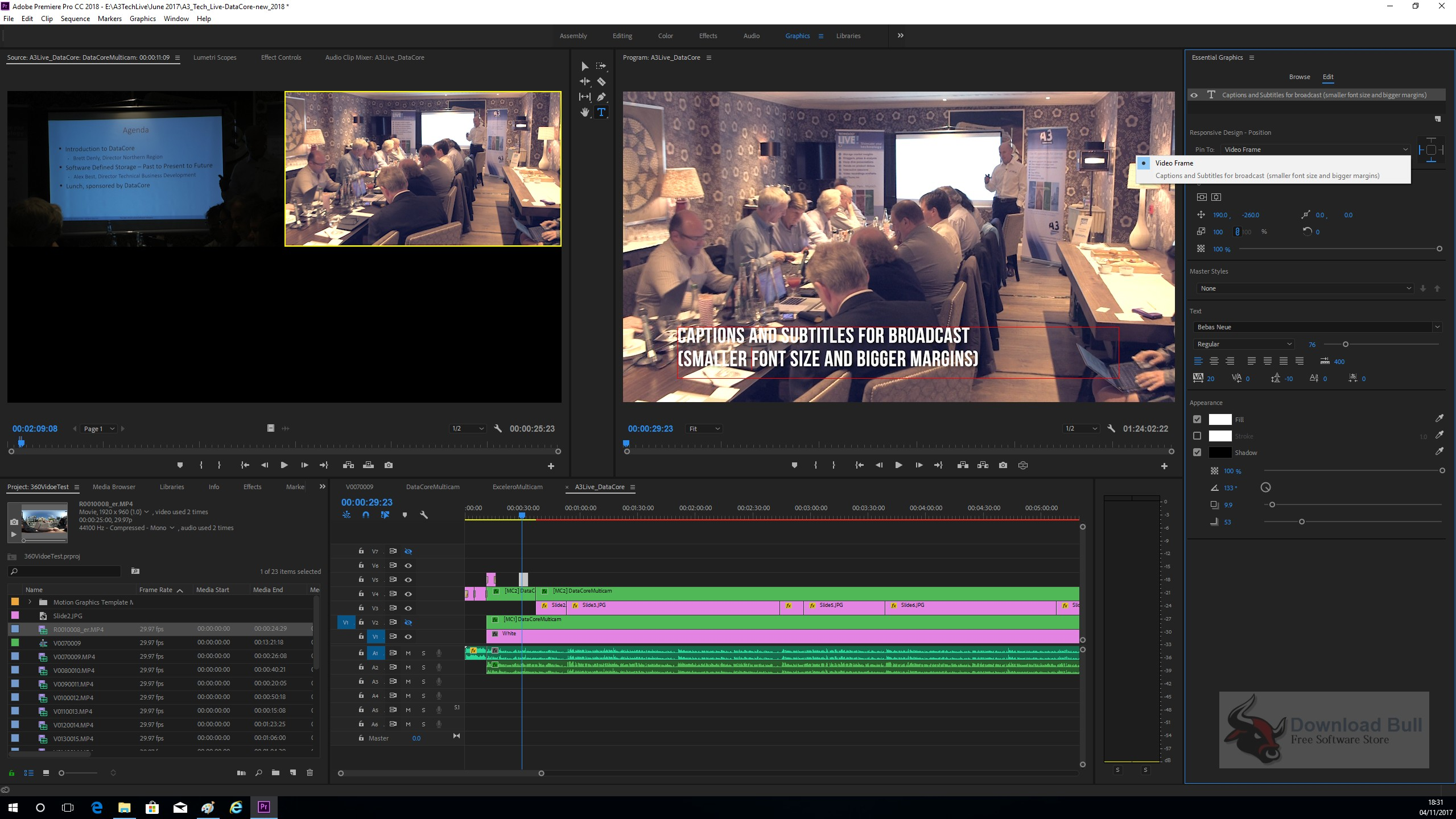 Adobe Premiere Pro Free Download for Windows PC Zip File