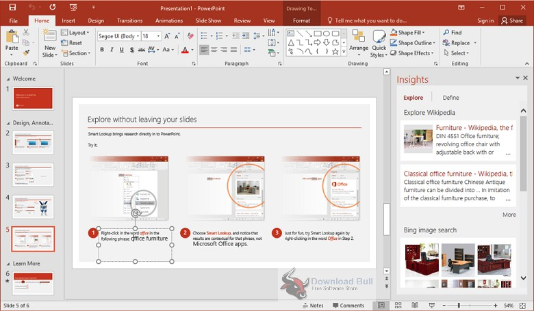 Microsoft Office 2016 Pro Plus with Language Pack May 2018
