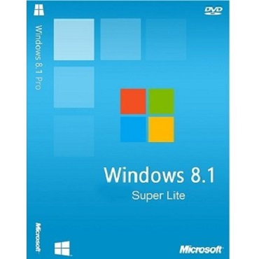 Download Windows 8.1 Lite DVD ISO Free