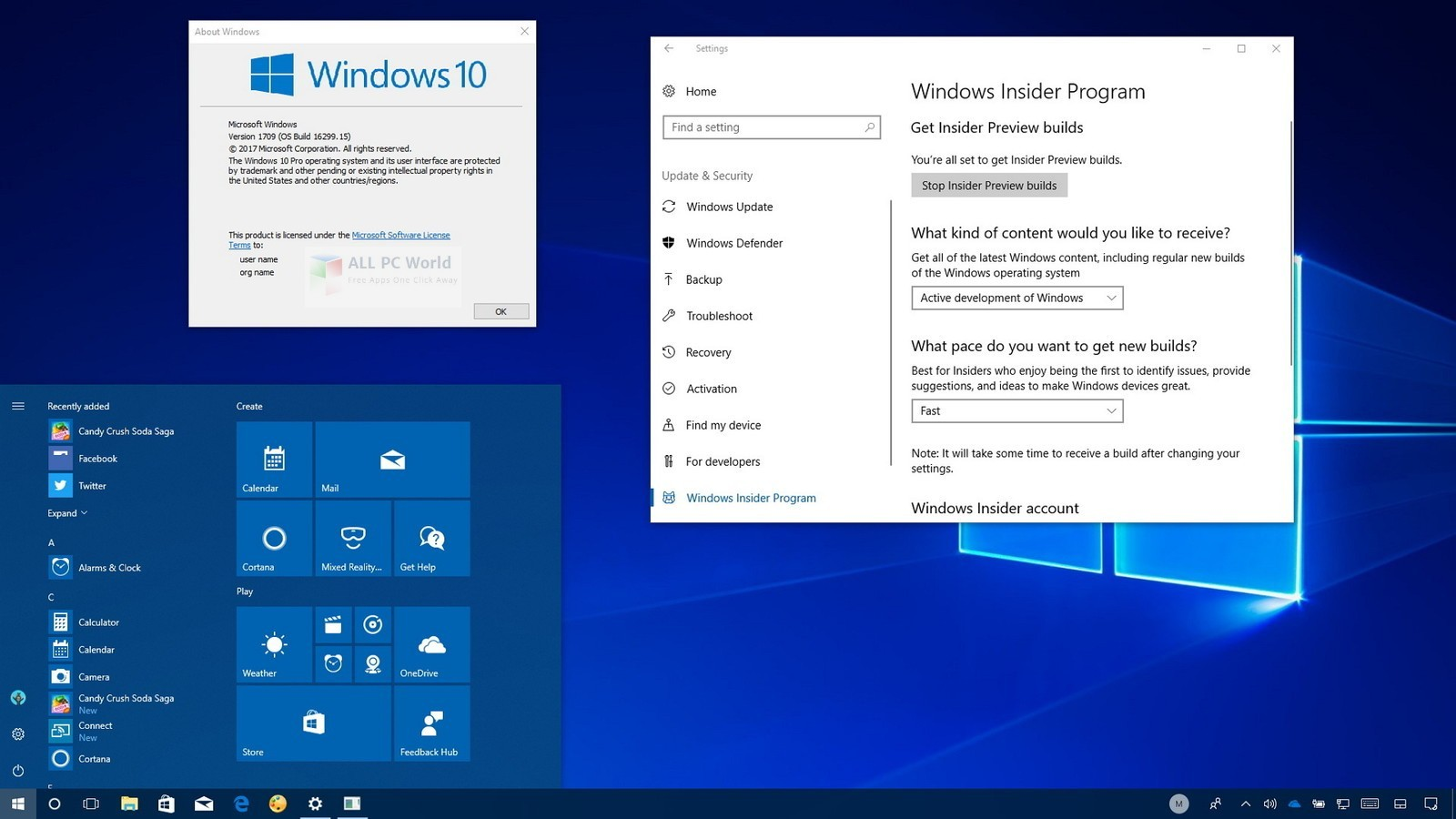Windows 10 Pro X64 RS4 JUNE 2018 Free Download