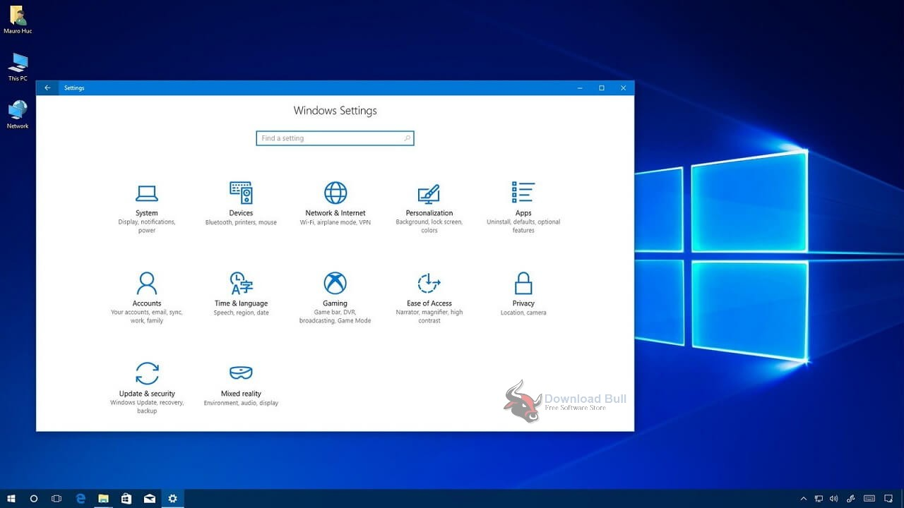 Download Windows 10 Pro RS4 ESD JUNE 2018 Free