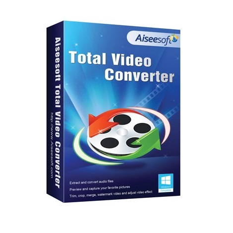 Portable Aiseesoft Total Video Converter 9.2 Free Download