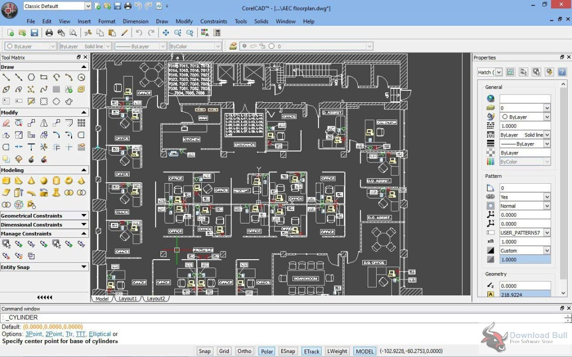 Download Portable CorelCAD 2018.5 v18.2 Free