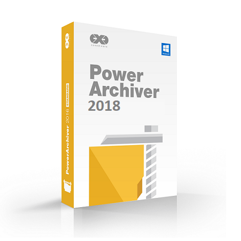Download Portable PowerArchiver 2018 Free