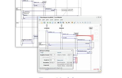 Portable Trace Modeler 1.6 Free Download