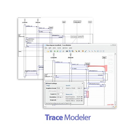 Download Portable Trace Modeler 1.6 Free