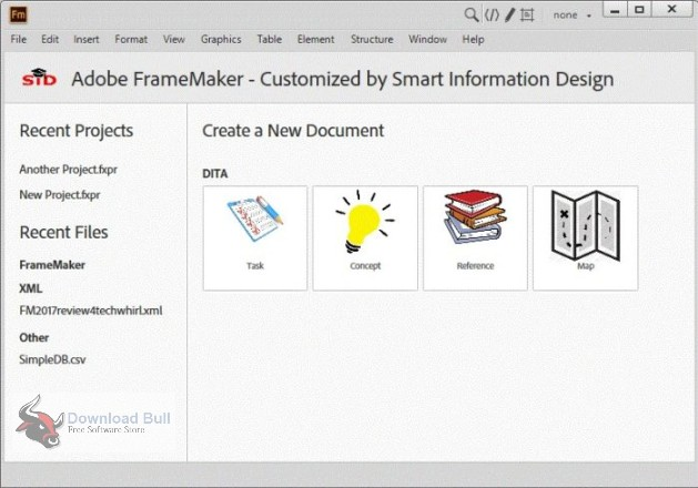 Portable Adobe FrameMaker 2019 Free Download