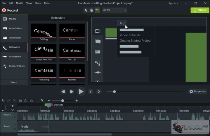 Portable Camtasia 2018 Free Download