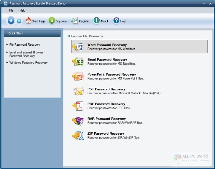 Portable SmartKey Password Recovery Bundle 8.2 Free Download
