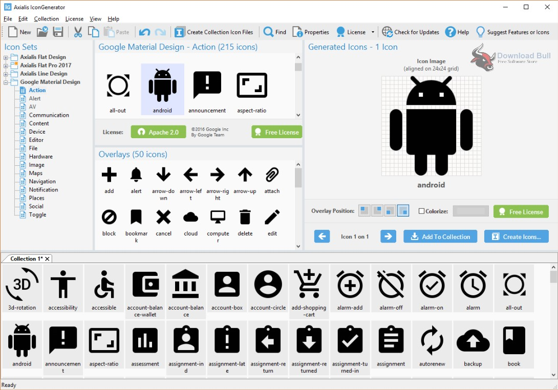 Portable Axialis IconGenerator 1.5 Free Download
