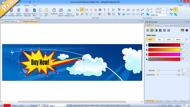 Portable EximiousSoft Banner Maker 5.48 Direct Download Link