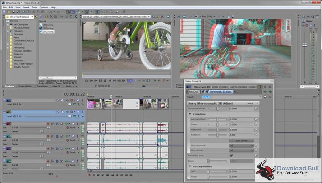 sony vegas pro download gratis