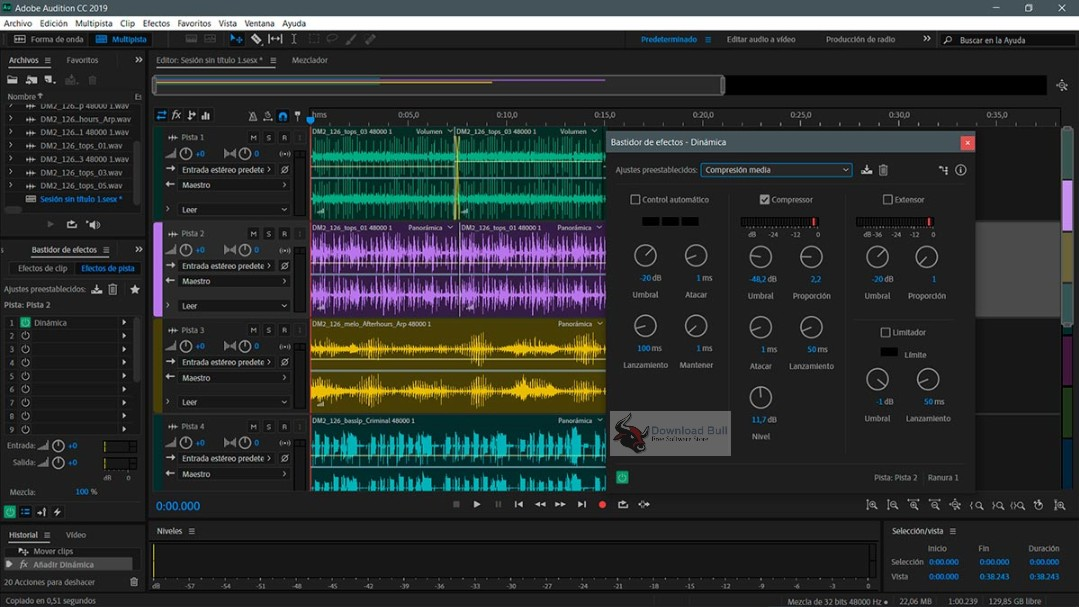 Adobe Audition CC 2019 v12.0 Portable