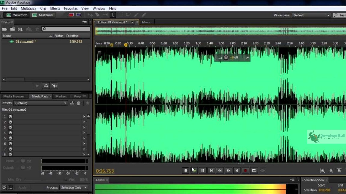 Portable Adobe Audition CC 2019 v12.0 Free Download (1)
