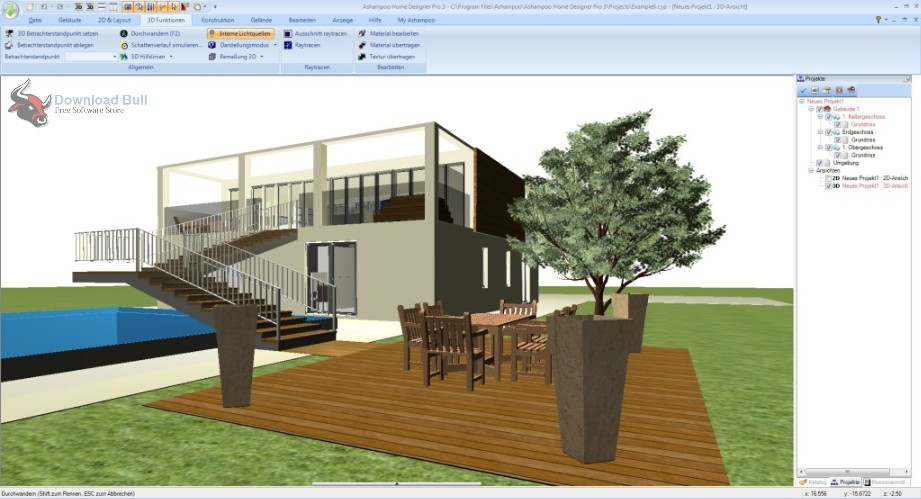 Portable home designer pro 2019 free download download bull - Chief architect home designer professional ...