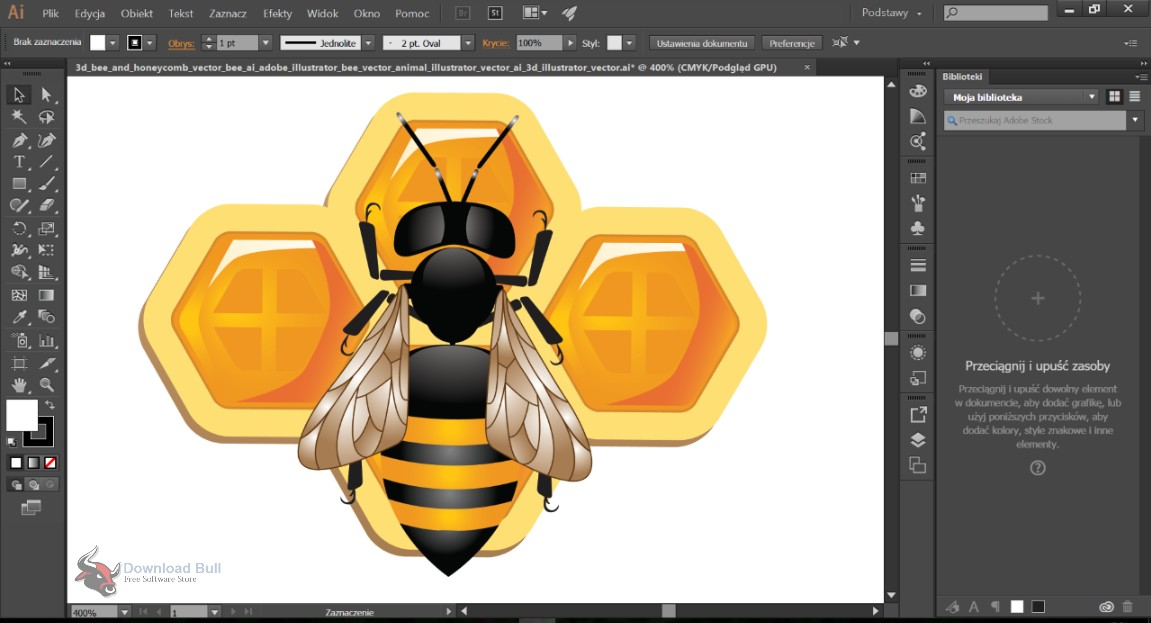 Portable Adobe Illustrator CC 2019 v23.0 Free Download