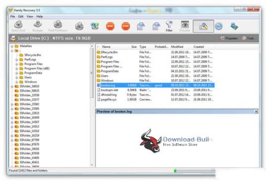 Portable Handy Recovery 5.5
